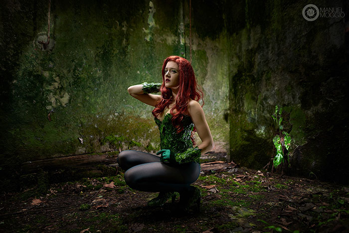 Harley Quinn & Poison Ivy Cosplay