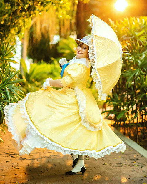 Jane Porter from Tarzan Cosplay