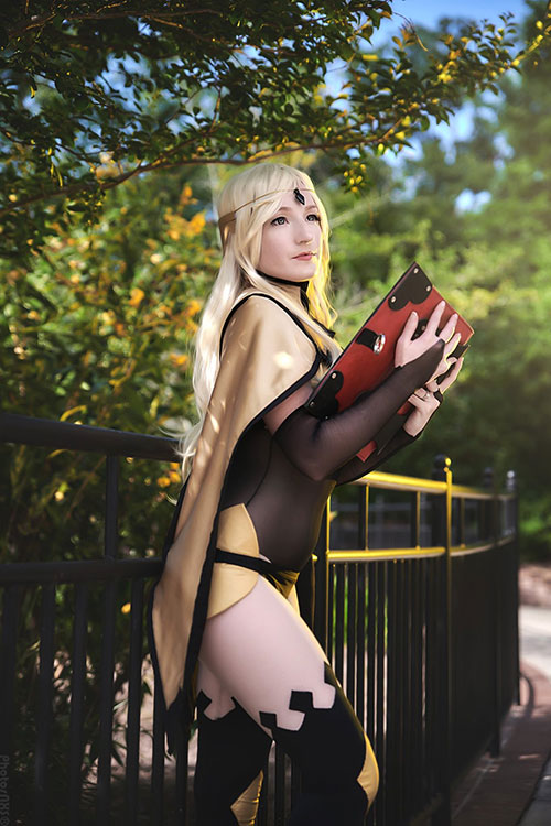 Ophelia from Fire Emblem Cosplay