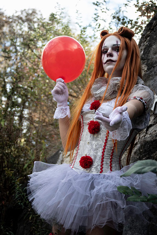 Pennywise from IT Cosplay