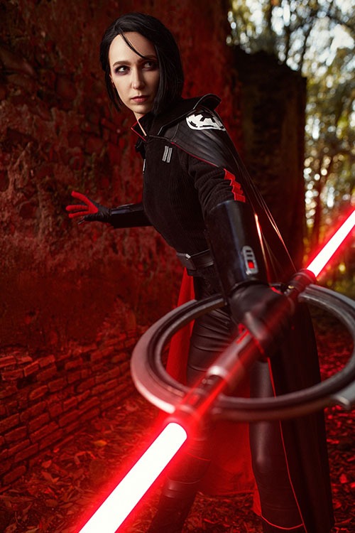 Second Sister from Star Wars Jedi: Fallen Order Cosplay