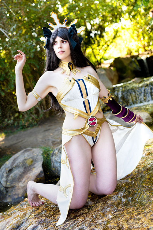 Ishtar from Fate/Grand Order Cosplay