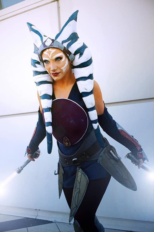 Ahsoka Tano from Star Wars Cosplay