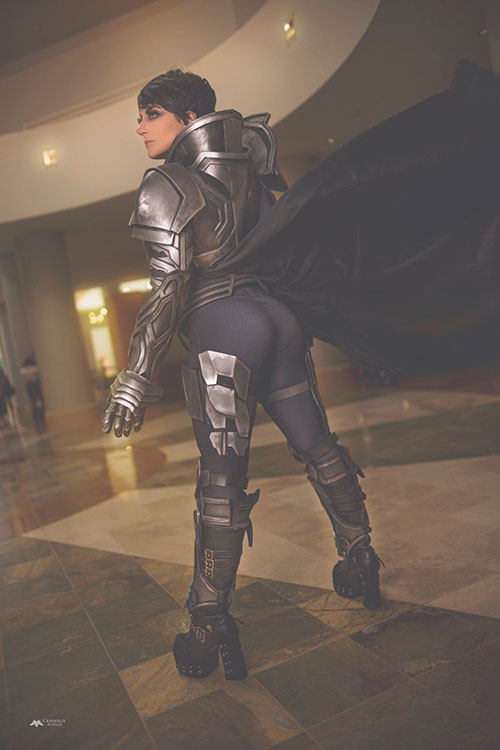 Faora from Man of Steel Cosplay