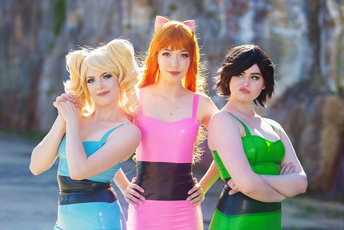The Powerpuff Girls Cosplay