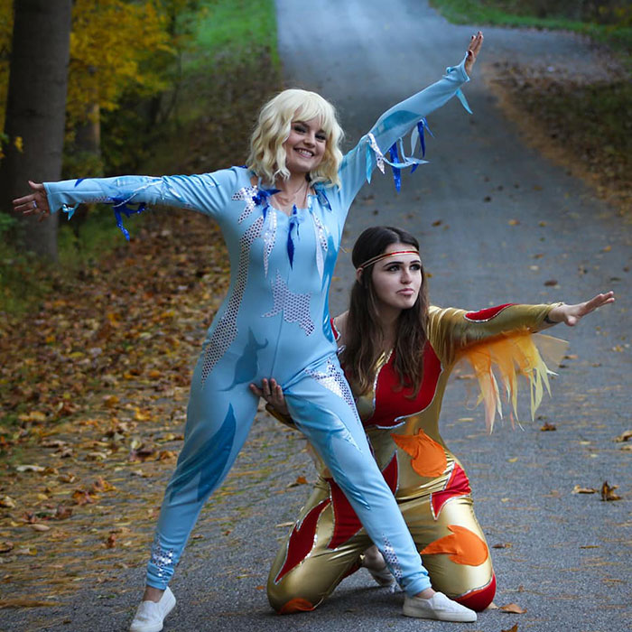 Chazz & Jimmy from Blades of Glory Cosplay