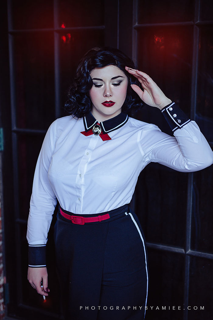 Elizabeth from BioShock Infinite: Burial at Sea Cosplay