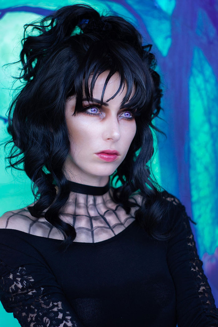 Lydia Deetz from Beetlejuice Cosplay