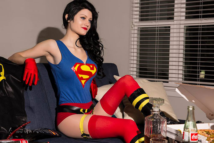 Superboy from DC Comics Cosplay