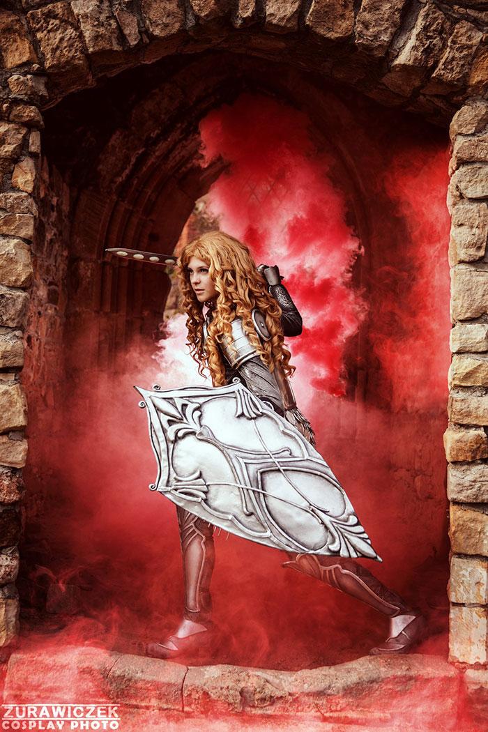 Alice from Alice in Wonderland Cosplay