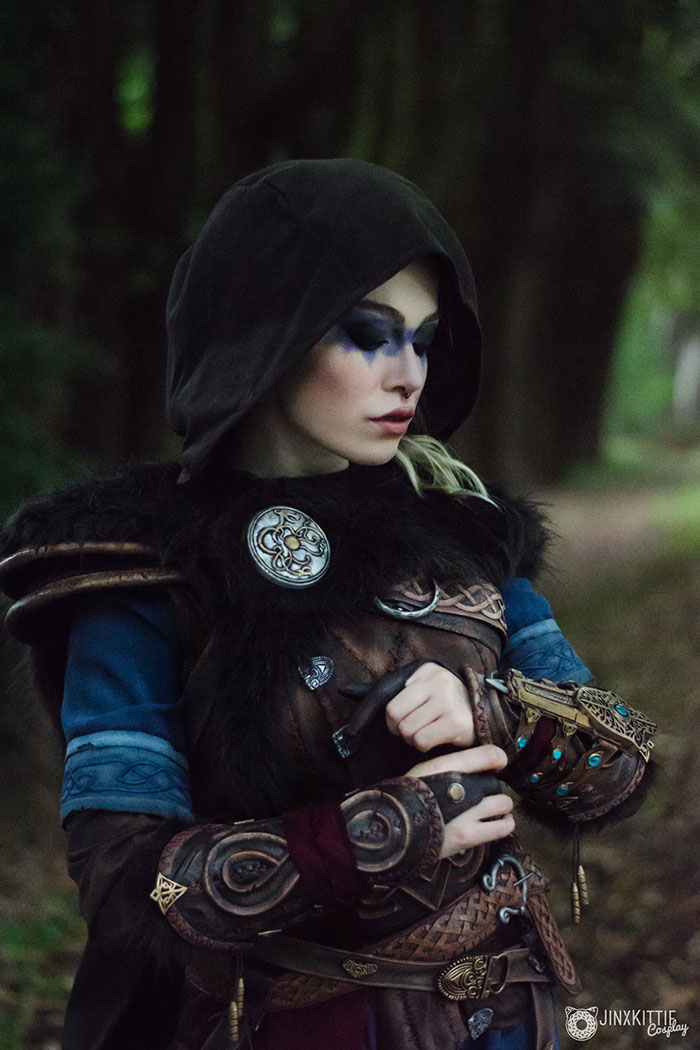 Eivor from Assassins Creed: Valhalla Cosplay