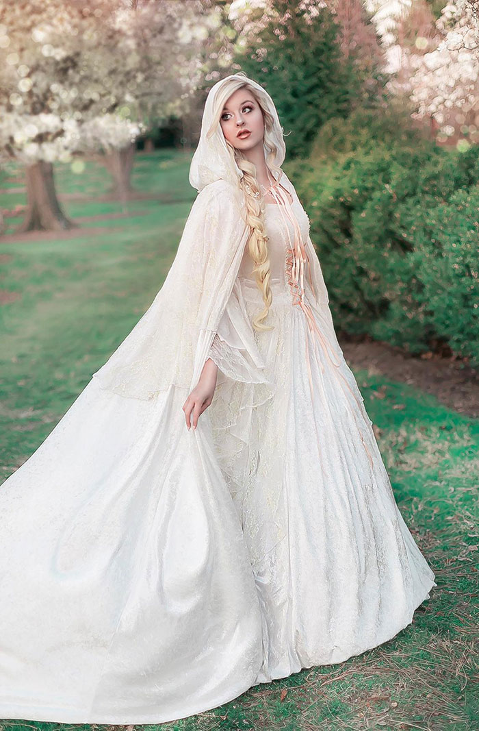 Medieval Princess Fantasy Gown Cosplay