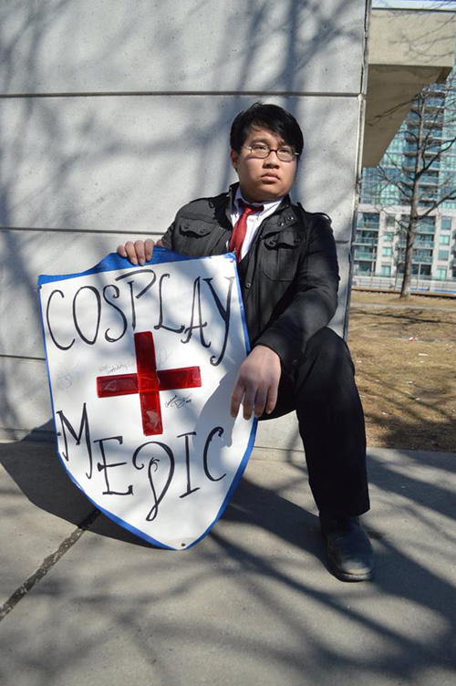 Interview with the Cosplay Medic
