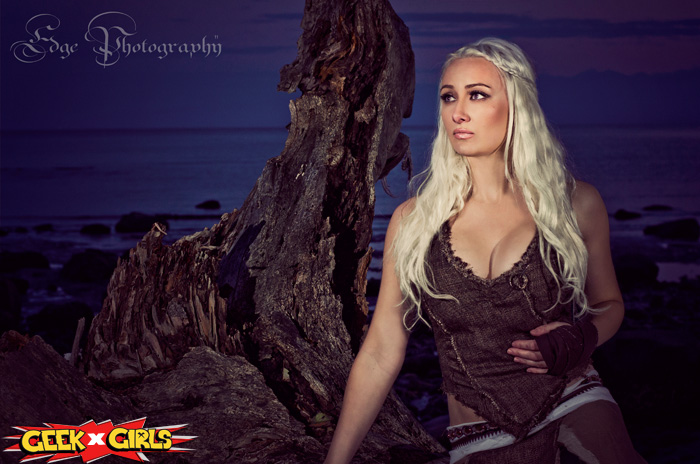 Daenerys Targaryen Cosplay - Game of Thrones