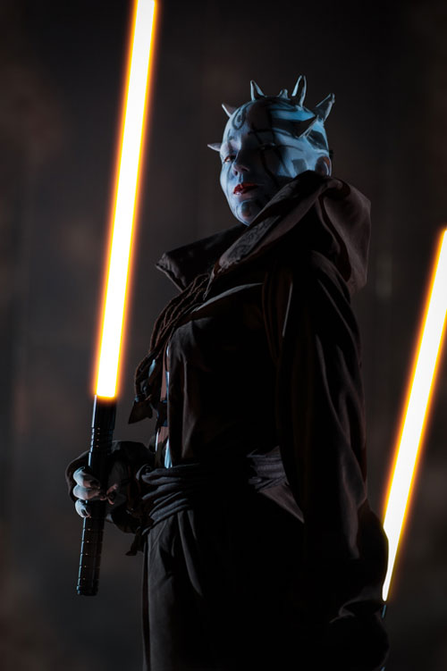 Darth Simi Sith Priestess Cosplay