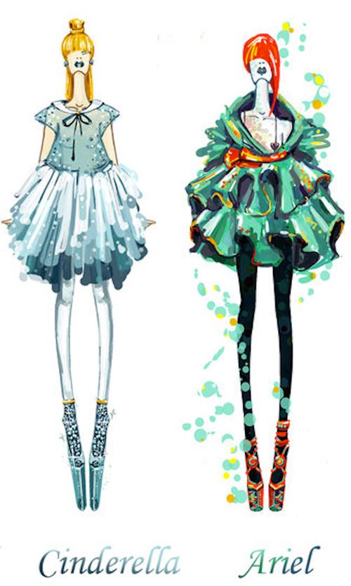 Disney Fashion For Everyone: 1930s Fashion, 1930s And Disney Princess On Pinterest