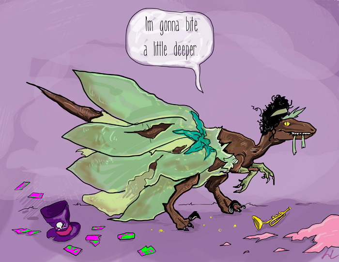 Disney Princesses As Velociraptors