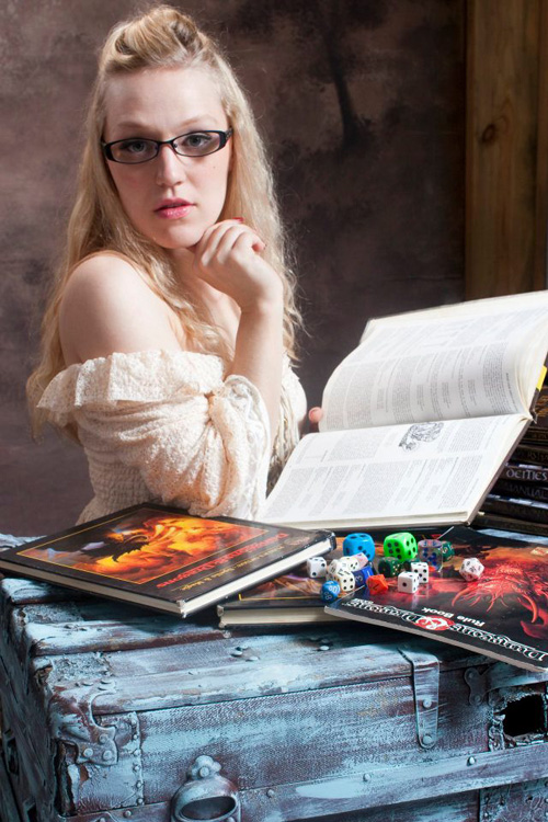 Dungeons & Dragons Photoshoot