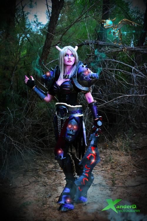 Draenei World Warcraft Cosplay
