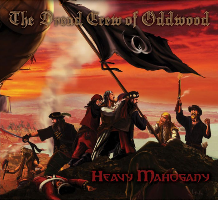 The Dread Crew of Oddwood Interview