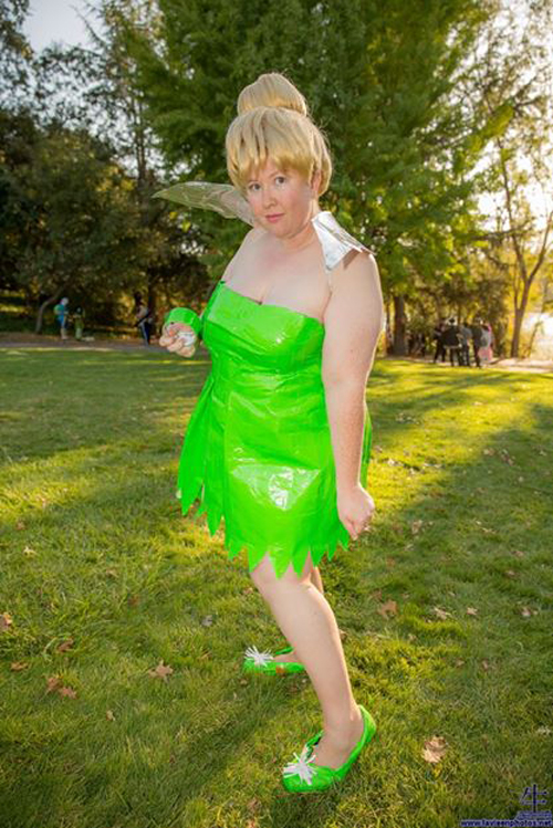 Amazing Duct Tape Cosplays