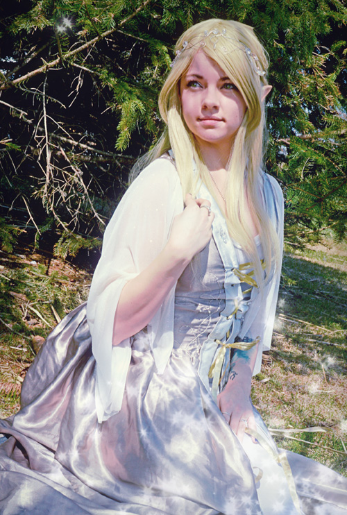 Lord of the Rings Elf Cosplay