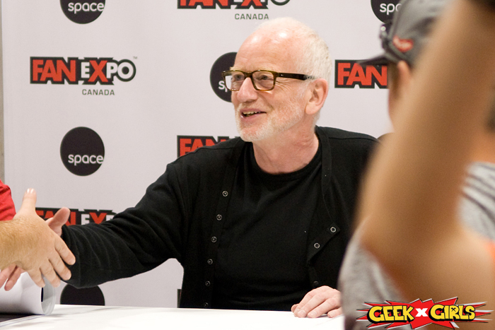 Fan Expo Toronto Celebrities