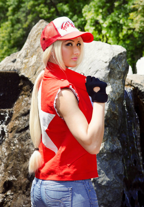 Terry Bogard Fatal Fury Cosplay