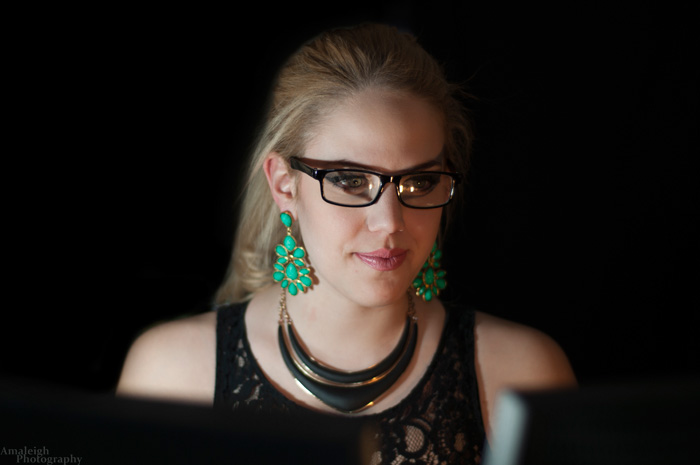 Felicity Smoak from Arrow Cosplay