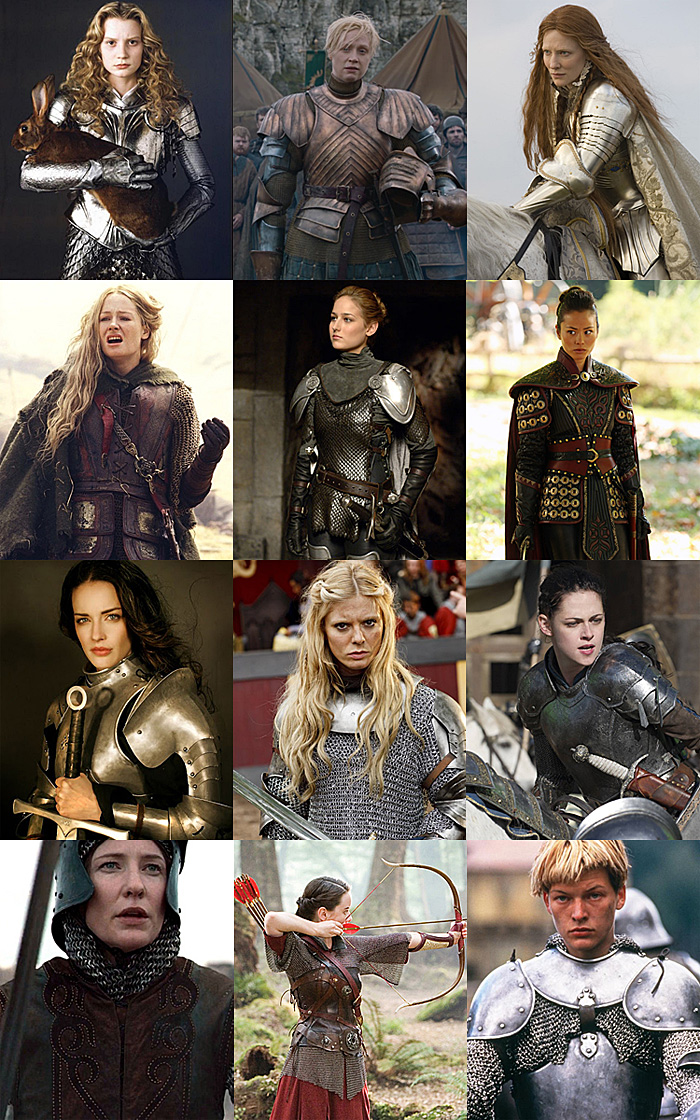 Practical Female Armor
