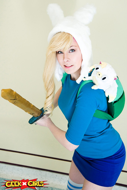 Fionna Adventure Time Cosplay