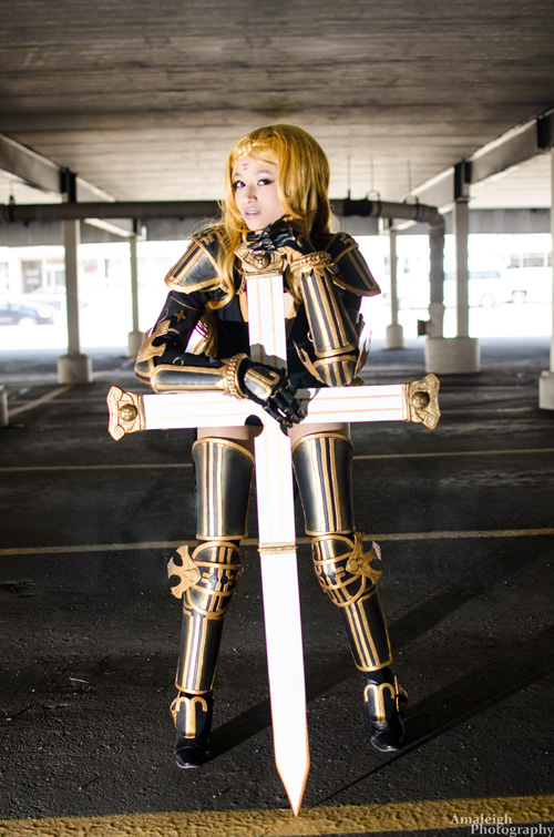 Five from Drakengard Cosplay