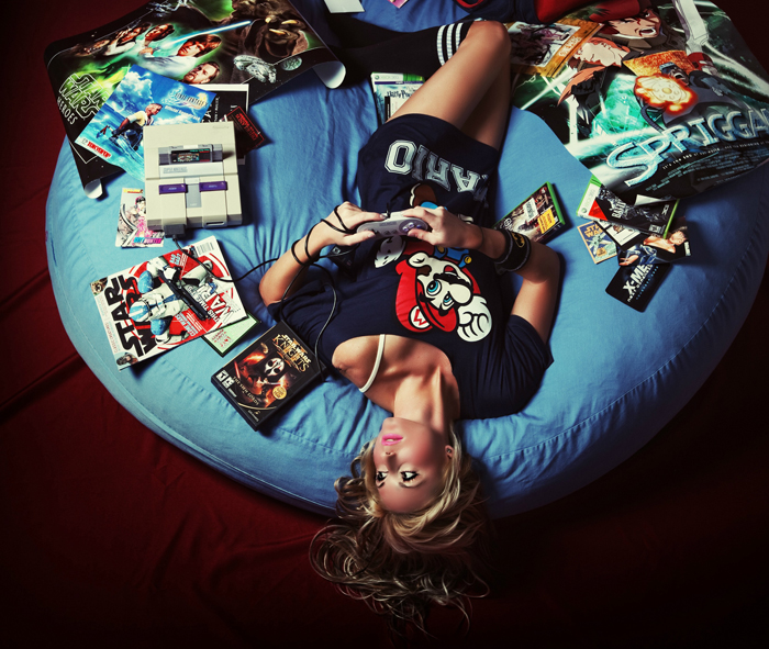 Geek Girl Photoshoot