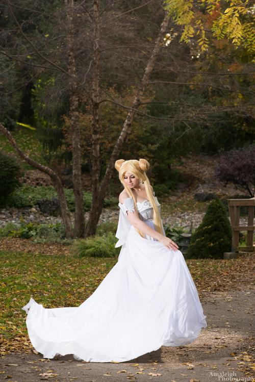 Princess Serenity Sailor Moon Cosplay