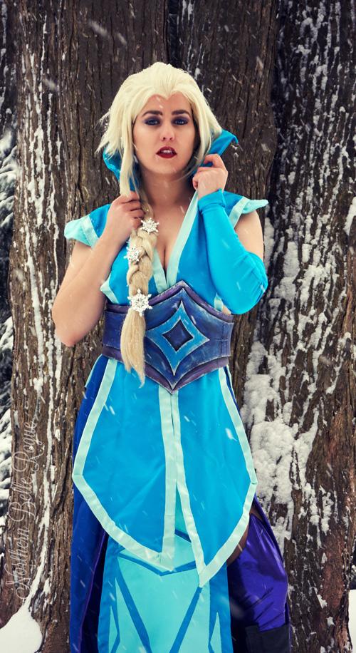 Sith Elsa Cosplay