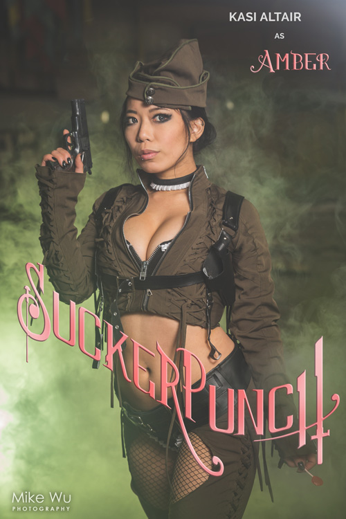 Sucker Punch Group Cosplay