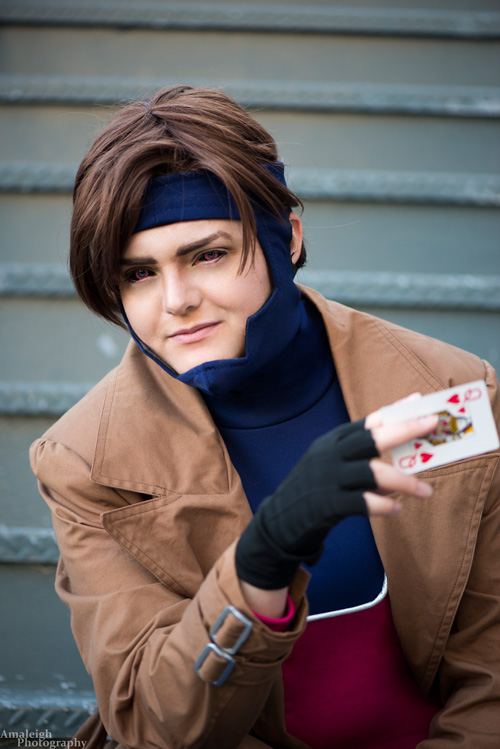 Gambit & Rogue Cosplay