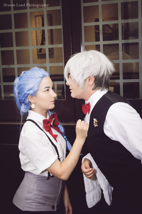 Death Parade Group Cosplay