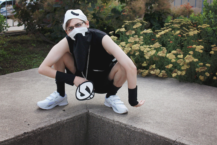 Team Skull from Pokemon Sun and Moon Cosplay