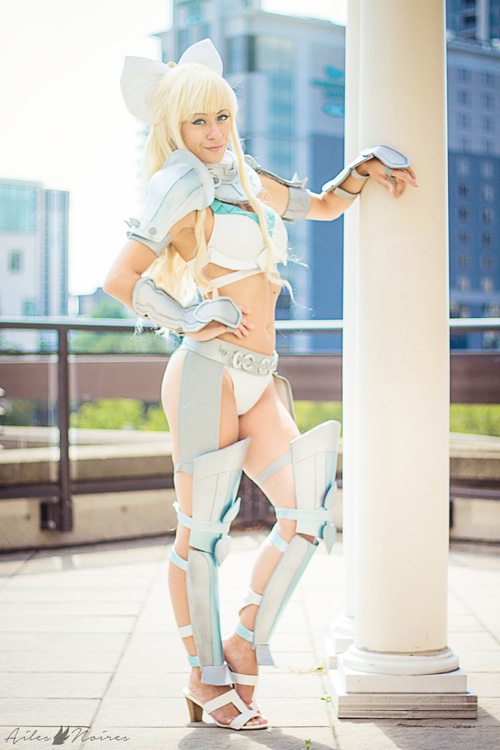 Charlotte from Fire Emblem Cosplay