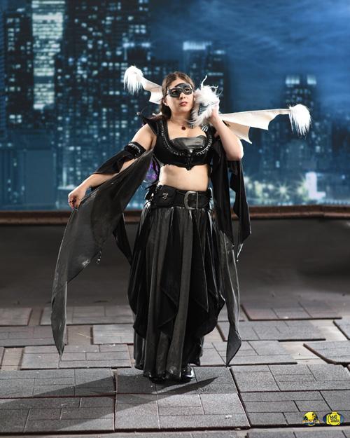 Dragon Lady Photoshoot