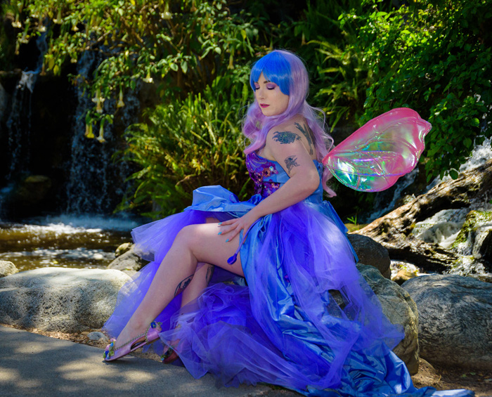 Fairies Photoshoot
