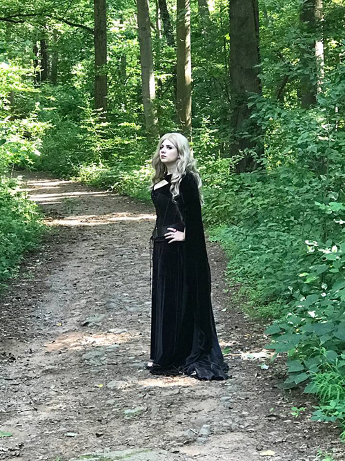 Nicci from The Sword of Truth Cosplay
