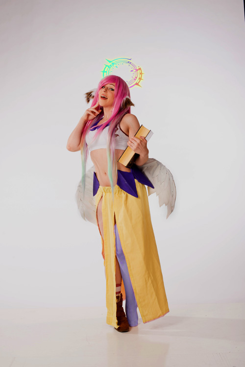 Jibril from No Game No Life Cosplay