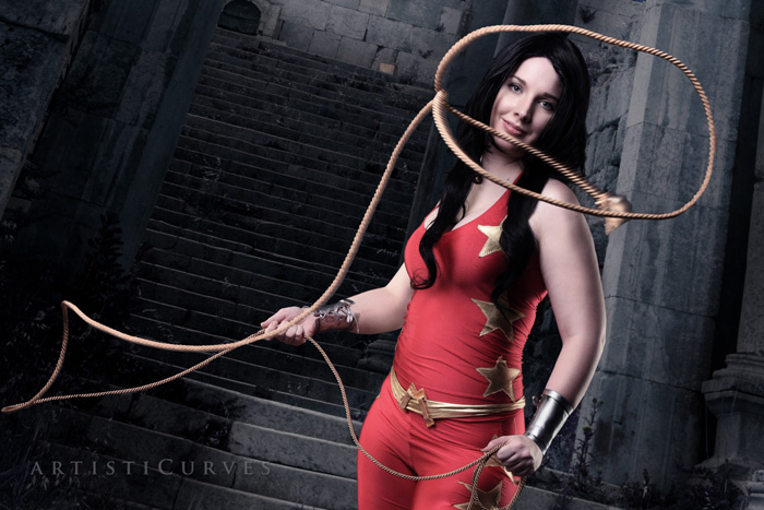 Wondergirl Cosplay