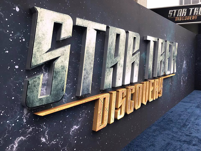 Star Trek Discovery World Premiere