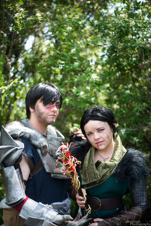 Dragon Age Squad Cosplay