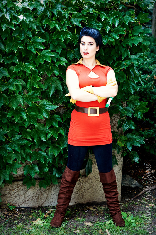 Gaston Cosplay