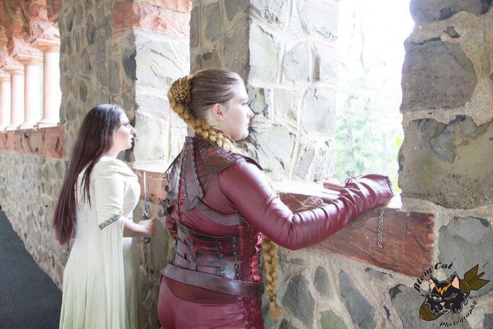 Kahlan & Denna Cosplay