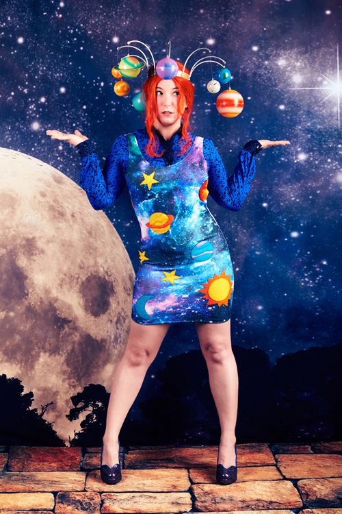 Ms. Frizzle from The Magic School Bus Cosplay